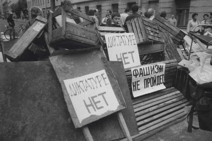 « The Event» (1991), un documentaire signé Sergei Loznitsa.