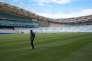 Le stade olympique de Sydney, conçu pour les Jeux de l'an 2000, accueille toujours de grandes manifestations sportives.