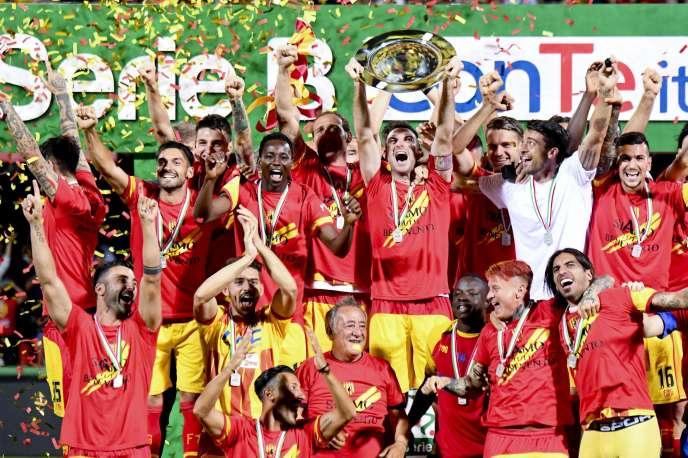Benevento Ensorcelle Le Football Italien