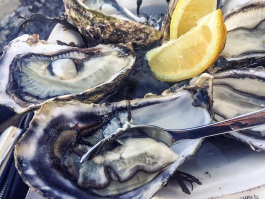 Les huîtres ont décroché la médaille d'or au Salon de l'agriculture 2017.