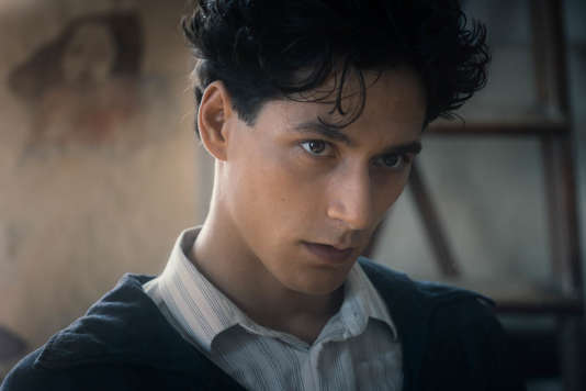 Noah Saavedra dans« Egon Schiele», de Dieter Berner.