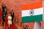 Le premier ministre indien, Narendra Modi, à Delhi, en août.