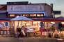 Une voiture a heurté une pizzeria à Sept-Sorts (Seine-et-Marne), le lundi 14 août.