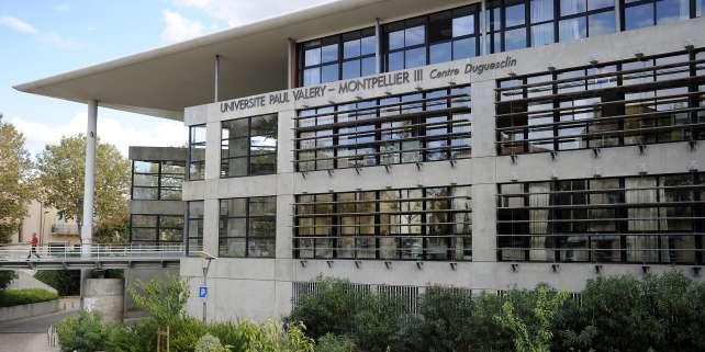 Le centre Dugueslin de l'université Paul-Valéry - Montpellier 3, à Béziers, en 2013.
