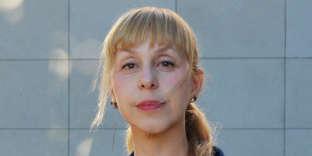 L'écrivaine Lola Lafon.