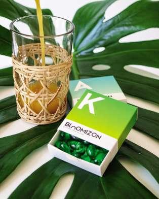 Bloomizon propose des vitamines« sur mesure».