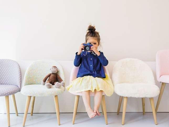 Le 25 octobre, Maison Bonton lancera des parures de lit, des miroirs et des fauteuils pour enfants.