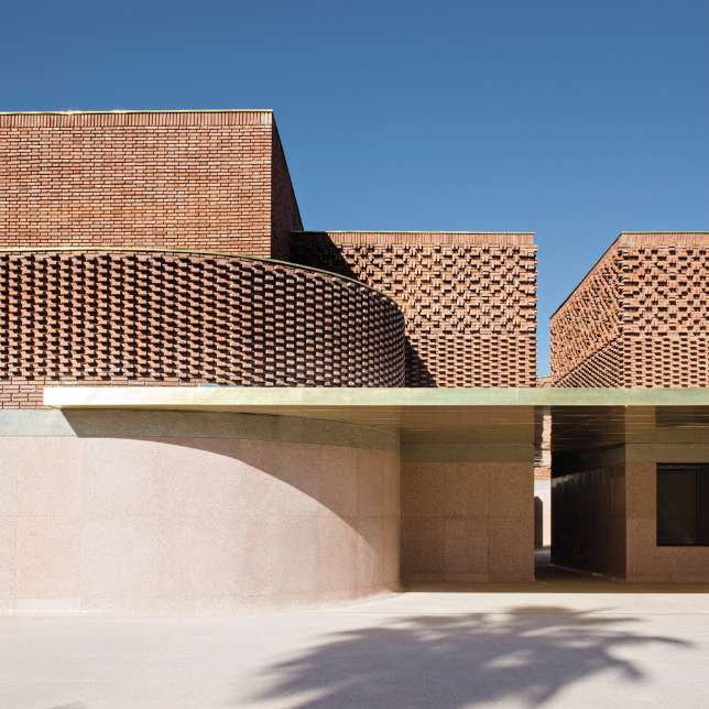 Le musée marrakchi consacré à Yves Saint Laurent a été conçu par le Studio KO.