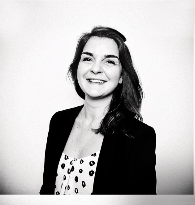 Alexia Soyeux, responsable de Foodentropie.