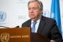 Le secrétaire général des Nations unies, Antonio Guterres, le 7 juillet.