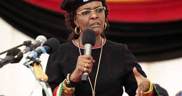 La premi re dame du zimbabwe manque de se faire arr ter - Coups et blessures volontaires code penal ...