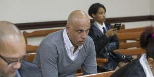 Nicolas Pisapia, condamné en République dominicaine à vingt ans de prison en 2016. Son avocat fera appel de l'ordonnance de mise en accusation.