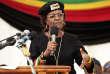 Grace Mugabe, le 21 février 2017, à Harare, au Zimbabwe.