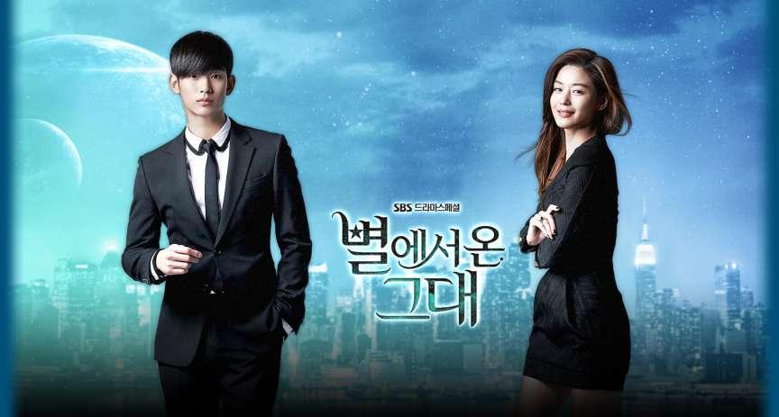 En Chine, le drama coréen «My Love from the Stars» a connu un succès sans précédent en 2014.
