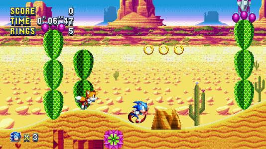 « Sonic Mania»célèbre le plaisir de jouer autant que celui de se souvenir.