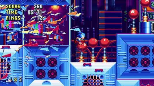 « Sonic Mania» aurait pu être une pochette surprise plus généreuse.