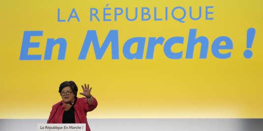 Catherine Barbaroux est remplacée par une direction collégiale transitoire à la tête de La République en marche.