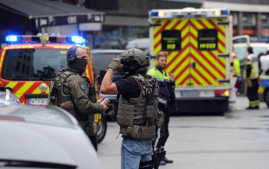 «Je peux confirmer qu'il s'agit d'un crime», a fait savoir à l'Agence France-Presse, une porte-parole de la police qui n'était pas en mesure de donner des précisions sur les circonstances exactes de l'événement.