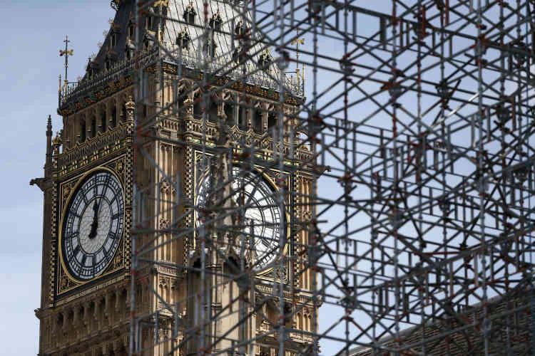 Le lundi 21 août à midi (11 heures GMT), les célèbres bongs de Big Ben résonneront pour la dernière fois avant le début d'importants travaux de rénovation