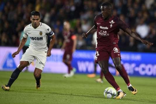 Monaco l'a emporté difficilement à Metz (1-0)avec un nouveau but de Radamel Falcao.