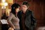 Aux côtés de Michelle Forbes, Gabriel Byrne incarne le rôle du psychanalyste dans« In Treatment», en 2008.