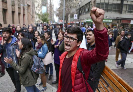 Chili : l'avortement va être partiellement dépénalisé