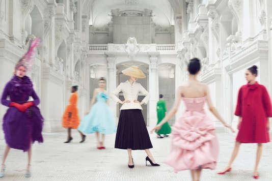 « Christian Dior, couturier du rêve», une exposition jusqu'au 7 janvier 2018.