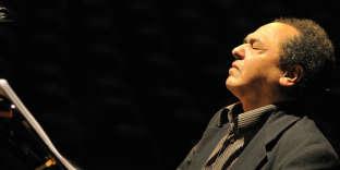 Le pianiste Alain Jean-Marie, du« Be Bop» Trio.