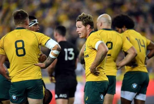 L'Australie a été battue (54-34) par la Nouvelle-Zélande, samedi19 août.