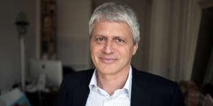 Sebastian Roché, directeur de recherche au CNRS, en mars2012.