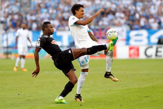 L'Olympique de Marseille et Angers ont fait match nul (1-1), dimanche 20 août, lors de la 3ème journée de Ligue 1.