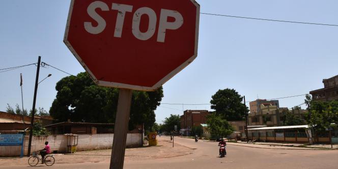A Ouagadougou, au Burkina Faso, en 2015.