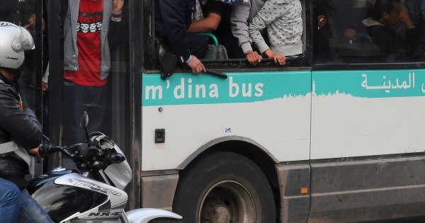 une agression sexuelle dans un bus casablanca fait scandale au maroc. Black Bedroom Furniture Sets. Home Design Ideas