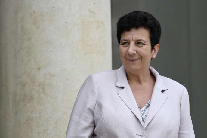 Frédérique Vidal, ministre de l'enseignement supérieur, de la recherche et de l'innovation, le 28 juillet.