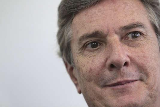Fernando Collor de Mello, ancien président brésilien, en juillet2011.