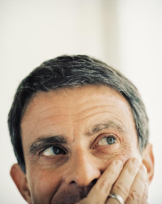 Manuel Vallsà l'Assemblée nationale, le 21 juillet.