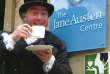 Après la visite du musée consacré aux années d'Austen à Bath, direction le salon de thé.