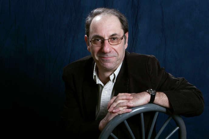 Le réalisateur français Alain Berberian, à Deauville, le 11 mars 2005.