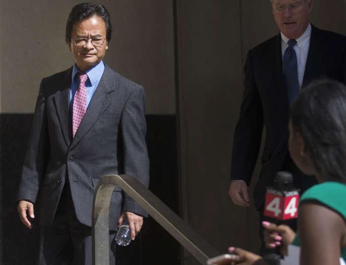 James Liang a été condamné vendredi 25août par un tribunal de la ville américaine de Detroit à quarante mois de prison et 200 000 dollars d'amende dans l'affaire du «Dieselgate».