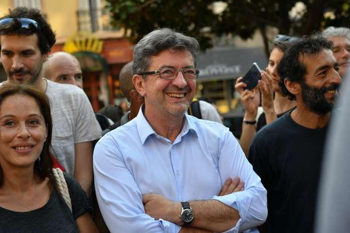 L'université d'été de La France insoumise se tient à Marseille jusqu'au dimanche27août.