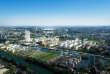 Le futur village olympique des Jeux de 2024, à proximité du Stade de France et de la tour Pleyel.