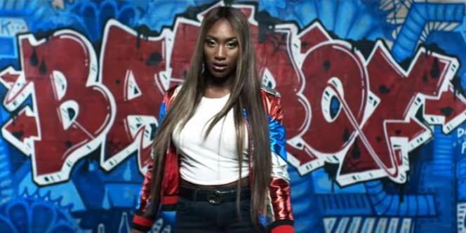 Image extraite du clip« Bad Boy», de Fally Ipupa, publié sur YouTube le 16juin 2017.