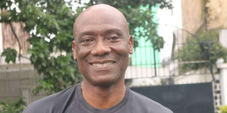 Joseph-Antoine Bell, ancien gardien de but de l'équipe camerounaise de football.