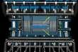 Représentation de l'émission de deux photons créés par deux autres photons dans l'expérience Atlas.