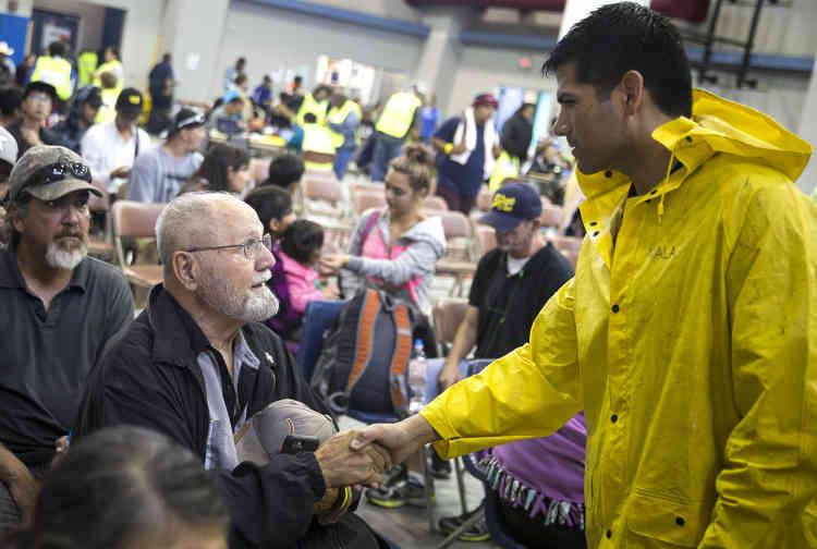 Les autorités veulent éviter que se reproduise le désastre des ouragans Katrina et Wilma, qui avait coûté la vie à 1 800 personnes en 2005.