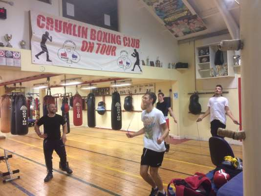 Crumlin Boxing Club
