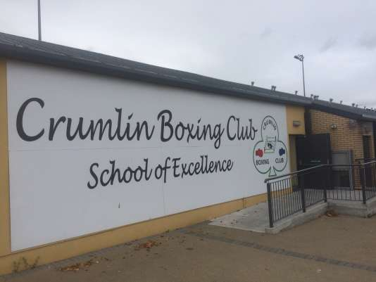 Crumlin Boxing Club.