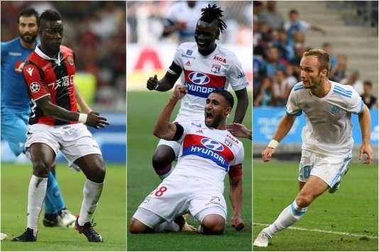 Balotelli (Nice), Fekir (Lyon) et Germain (Marseille) connaissent leurs adversaires en Ligue Europa.