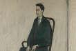 «Pierre Bergé», par Bernard Buffet (huile sur toile, 1950).