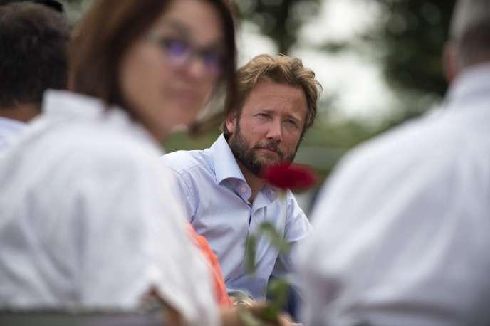 «Le rendez-vous constitutionnel auquel le gouvernement nous convoque peut-être celui de l'audace démocratique» (Boris Vallaud, le 27 août 2017 à la« fête de la Rose», à Frangy-en-Bresse).